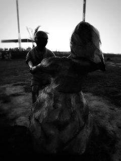 portrait monochrome blackandwhite statue expression freetoedit