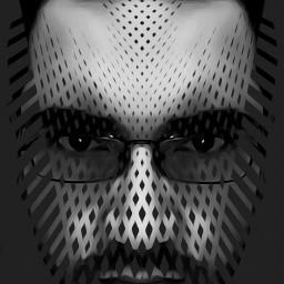 madewithpicsart drawtool multiply abstract artisticselfie