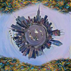 freetoedit tinyplaneteffect remix remixme colorful