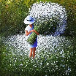 freetoedit art artistic artgirl flowers