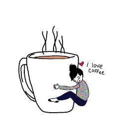 freetoedit doodle coffee