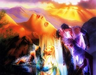 freetoedit remixedbyme sensuality seduction paradise