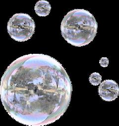 ftestickers bubbles freetoedit