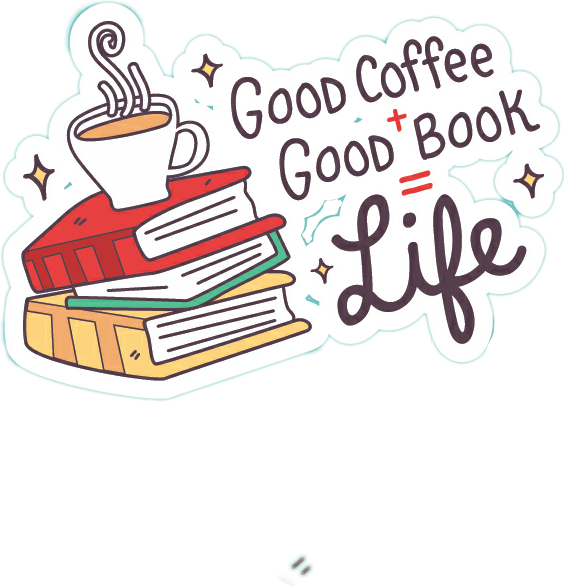 #book #coffee #life #quote
