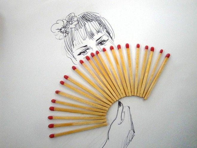 #matchstick  #creative #art👍🏻
