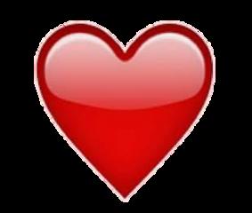 coraçãoemoji red vermelho love like