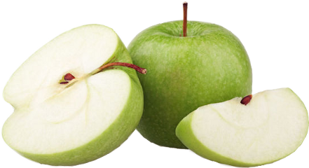 apple fruit green freetoedit