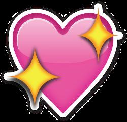 emoji love pink freetoedit