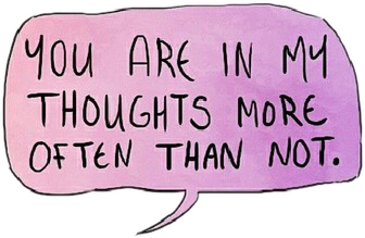 thoughts love quote speech pink