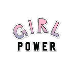 text freetoedit ftestickers girl power