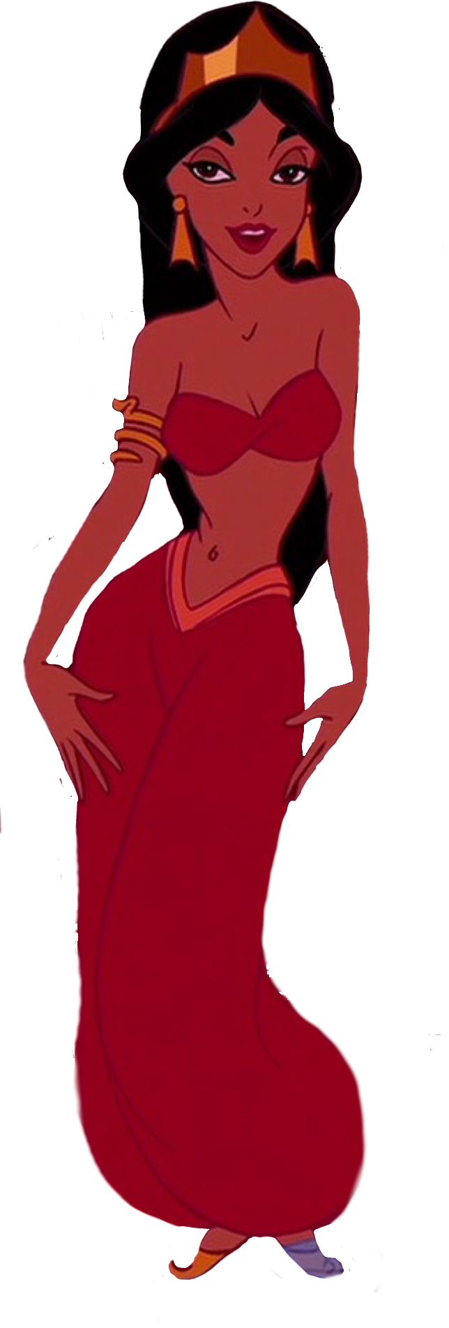 Aladdin Sexy jasmine {red} aladdin jasmine disney disneyprincess red