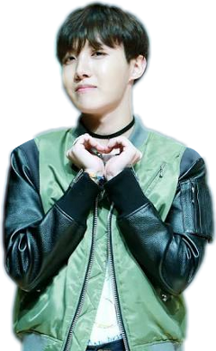 bts jung hoseok jhope green