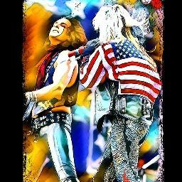 happyfourthofjuly motleycrue americanflag vinceneil america freetoedit