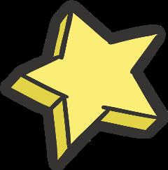 star estrela big grande yallow