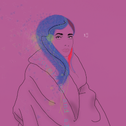digital digitaldrawing drawing colorful soft