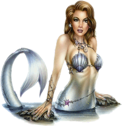 mermaid freetoedit