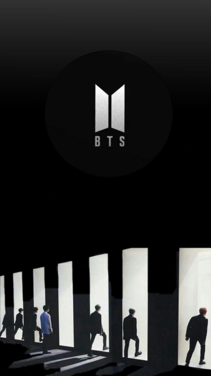 3000 Wallpaper Bts Black HD Terbaik