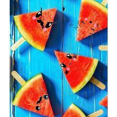 kawaii watermelon favorite freetoedit remixit