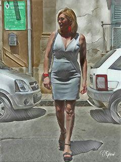 freetoedit picsart magiceffects picsarteffect woman