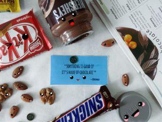 chocolate chocolates chocolateday chocolatelove