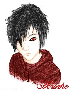 nerinhoyutama vampire blood animeboy paint