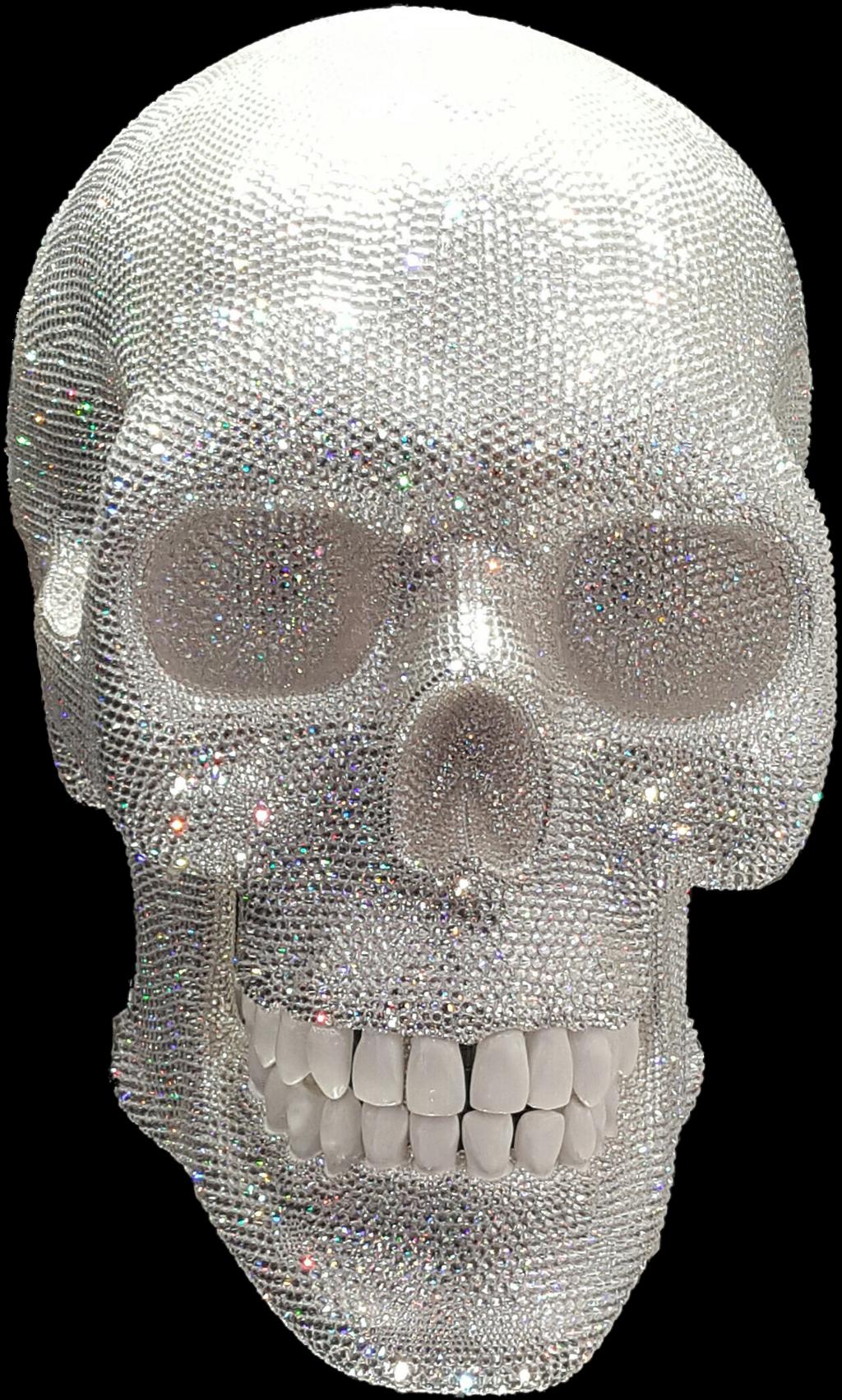 #ftestickers #freestickers #skullstickerremix #dailysticker #skullsticker #skull #glitter #remixit