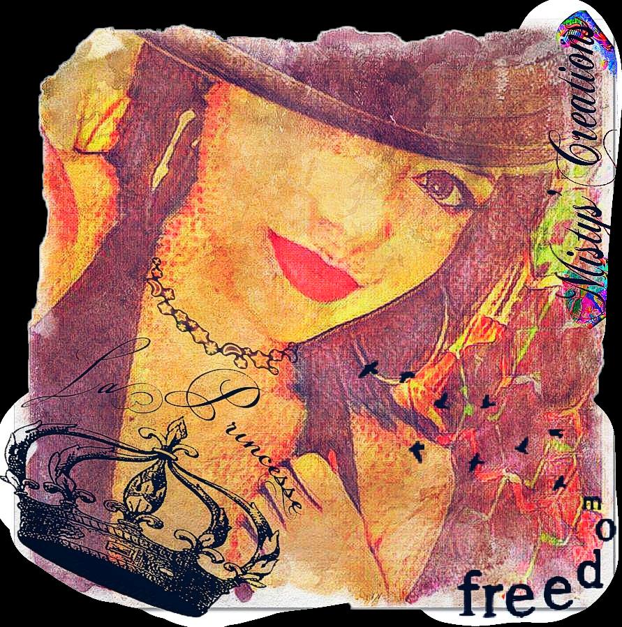My Creations.  #princesse #cubana #sensuality #feminineenergy  #ftestickers  #stickers #autocollants #smile #pegatinas