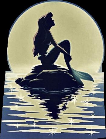#byme #cute #mermaid #sticker #art #💗 #amazing #moon. #water #ocean#freetoedit