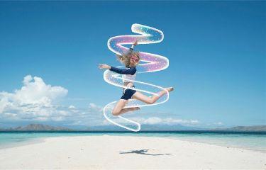 summervibes summerfun joy jete beachballet