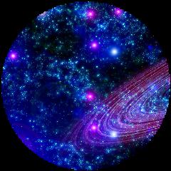 ftestickers galaxy stars freetoedit