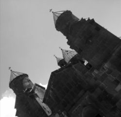myshot church armenia blackandwhite original