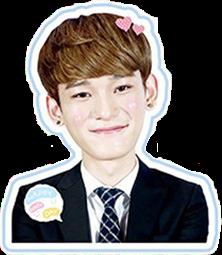kpop exo chen cute freetoedit