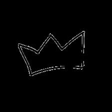 crown corona sticker tumblr tumblrstickers