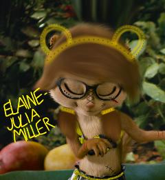 hamstergirl hamsterears headband hamster chipette