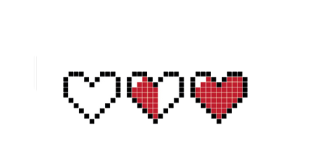 png tumblr overlay hearts freetoedit