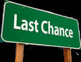 sign streetsign last chance freetoedit