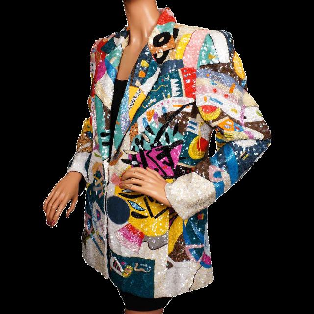 #ftestickers #popart #jacket #blazer #stylish#freetoedit
