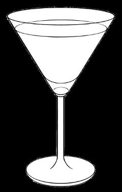 cocktail white freetoedit