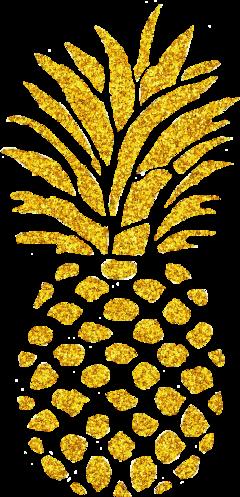 pineapple freetoedit