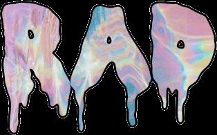 neon rad transparent freetoedit