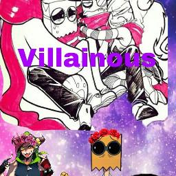villainous freetoedit