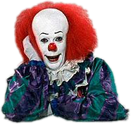 it pennywise clown freetoedit