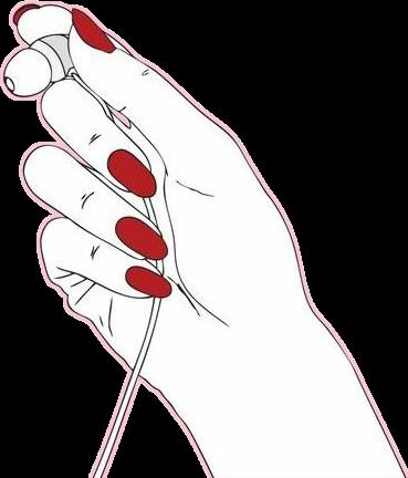 #рука#музыка#наушники#tumbler#tumblr