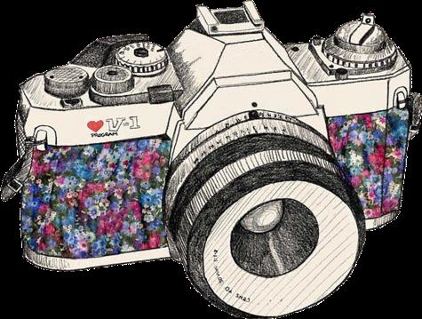 Camera Vintage Tumblr : Camera camara photography tumblr flores flower cute col