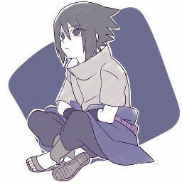 freetoedit sasuke naruto anime senpai 7w7  💕💕💕💕💕💕💕💕