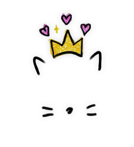 Snapchat heart filter png