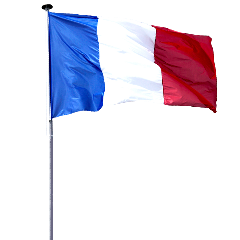 ftestickers flag french freetoedit