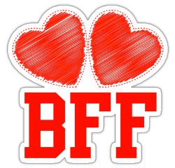 bff bestfanforever ftestickers stickers smile