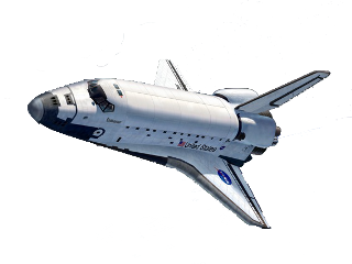 shuttle spaceship freetoedit