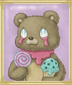 teddybear crybaby melaniemartinez stickers freetoedit
